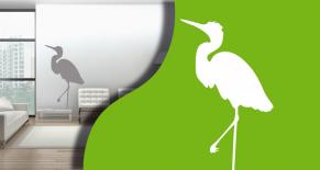 Stickers heron (PARADISE Déco)