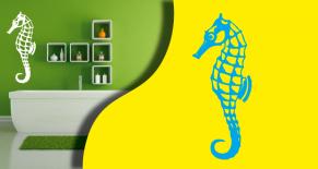 Stickers hippocampe (PARADISE Déco)