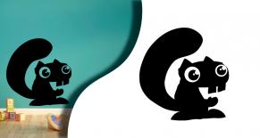 Stickers personnage comic 2 (PARADISE Déco)