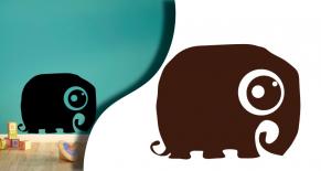 Stickers personnage comic 5 (PARADISE Déco)