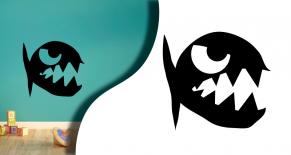 Stickers personnage comic 8 (PARADISE Déco)