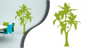Stickers plante (PARADISE Déco)