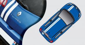 Stickers Renault twingo gordini (PARADISE Déco)