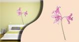 Stickers fleur rose (PARADISE Déco)