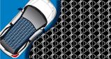 Stickers Citroen DS3 DSline (PARADISE Déco)