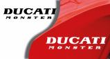 Stickers ducati monster (PARADISE Déco)