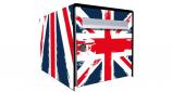 Stickers boite aux lettres union jack (PARADISE Déco)