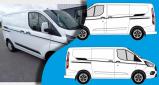 kit ford transit custom deco laterale (PARADISE Déco)