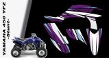 Kit déco quad yamaha 450 YFZ stunt (PARADISE Déco)