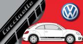 Stickers VW bandes laterales coccinelle 2 (PARADISE Déco)
