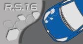 Stickers Renault RS 16 (PARADISE Déco)