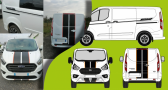 kit ford transit custom 180cv complet (PARADISE Déco)