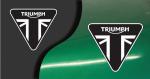 Stickers logo triumph (PARADISE Déco)