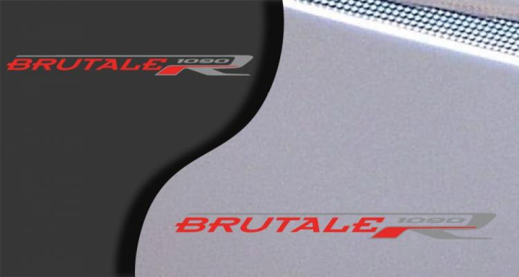 Stickers MV Agusta brutale 1090 (PARADISE Déco)