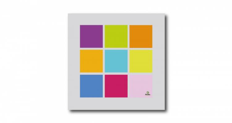 Stickers face avant boite carré (PARADISE Déco)