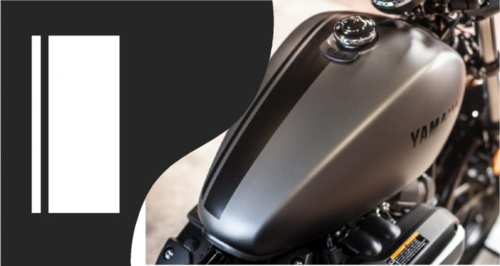 Stickers bande moto 3 -